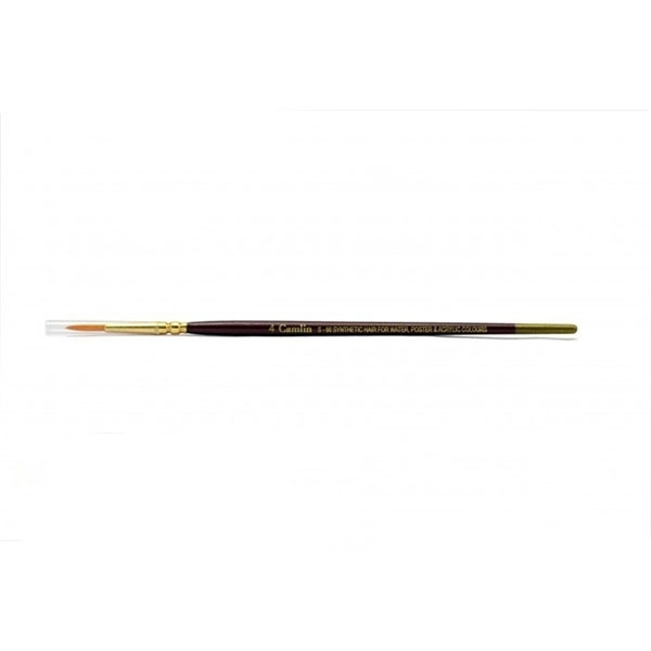 Picture of Camel Synthetic Round Brush SR-66 NO.4