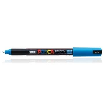 Picture of Uni Posca Marker Light Blue PC – 1MR