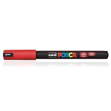 Picture of Uni Posca Marker Red PC – 1MR
