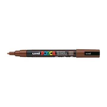 Picture of Uni Posca Marker Brown PC – 3M