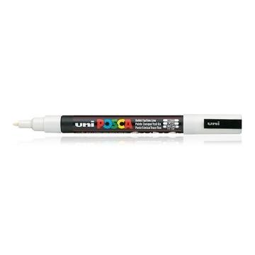 Picture of Uni Posca Marker White PC – 3M