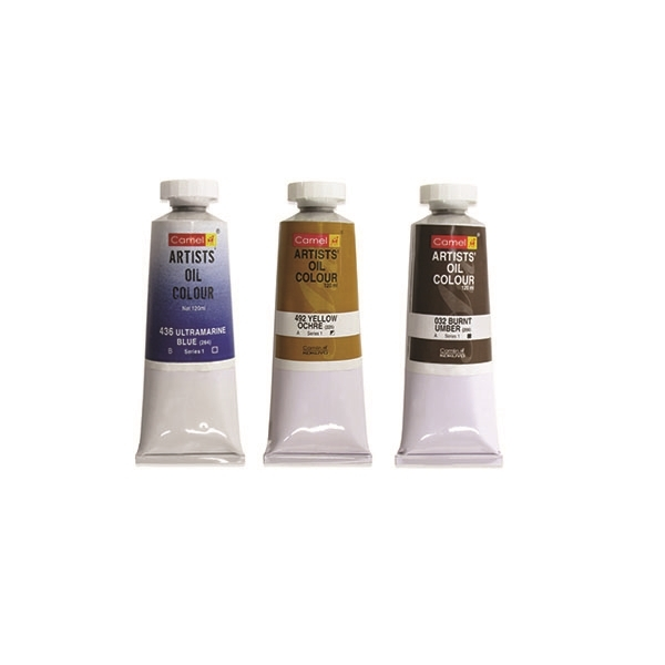 Picture for category Camel Artist Oil Colours 120ml