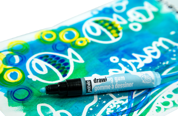 Picture of Pebeo Drawing Gum Marker (Blister Pack)