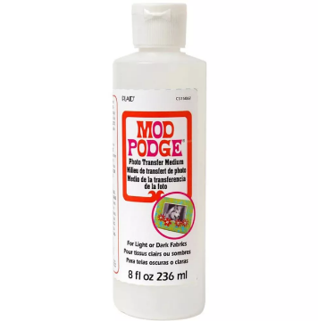 Picture of Mod Podge Photo Transfer Medium 8oz / 236ml