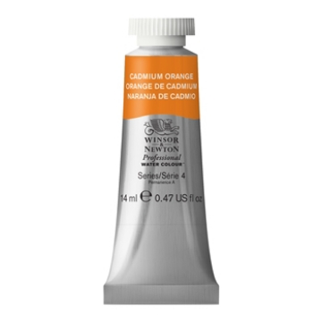 Picture of Winsor & Newton Professional Watercolour  14Ml Cadmium Orange (SR- 4)