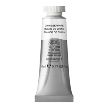 Picture of Winsor & Newton Professional Watercolour  14Ml Chinese White (SR- 1)