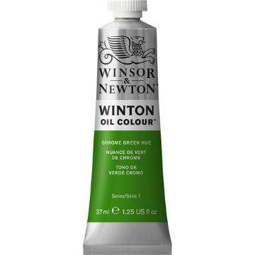 Picture of WN Winton Oil Colour 37Ml Chrome Green Hue