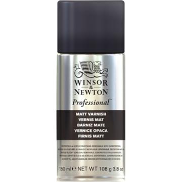 Picture of Winsor & Newton ALL Purpose Matte Varnish Spray 150ml
