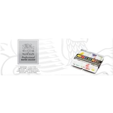 Picture of Winsor & Newton Professional Watercolour Black Box
