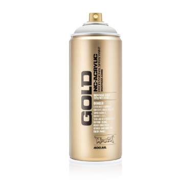 Picture of Montana  Gold Spray Paint 400ml Marble - 7010