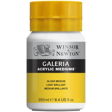 Picture of WN Galeria Acrylic Colour Gloss Medium 250ml