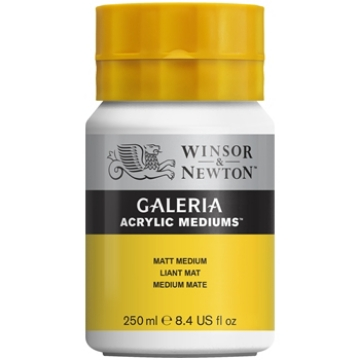 Picture of WN Galeria Acrylic Colour Matt Medium 250ml
