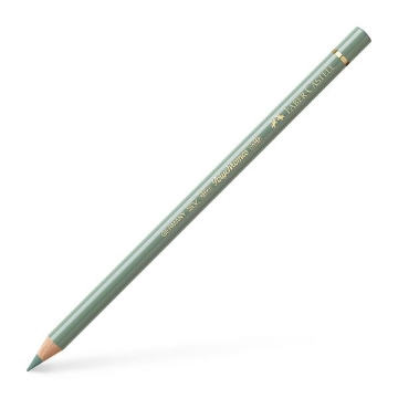 Picture of Faber Castell Polychromos Colour Pencil Earth Green (172)