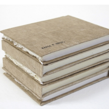 Picture of Khadi Paper Hardbound Sketchbook Smooth HB5WS