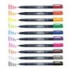 Picture of Tombow Brush Pen (Hard Tip) Set of 10 Fudenosuke