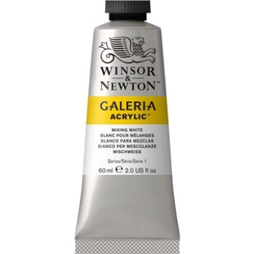 Picture of Winsor & Newton Galeria Acrylic Colour 60ml Mixing White