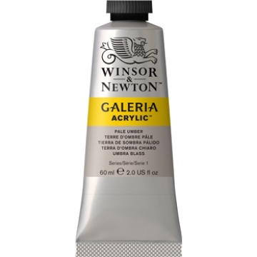 Picture of Winsor & Newton Galeria Acrylic Colour 60ml Pale Umber