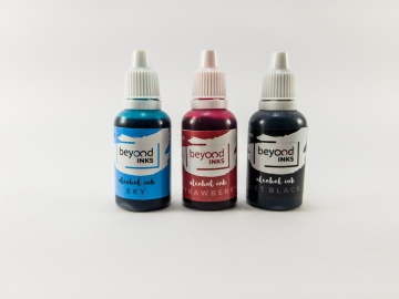 Picture of Beyond Alcohol Ink Set of 3 x 20ml Pack - 4