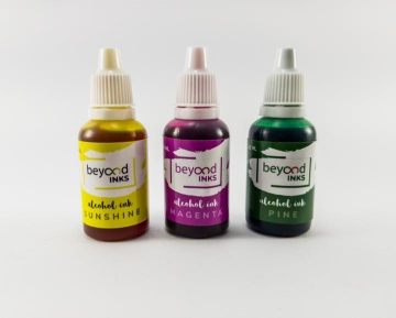 Picture of Beyond Alcohol Ink Set of 3 x 20ml Pack - 5
