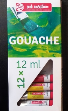 Picture of Royal Talens Gouache 12x12ml set