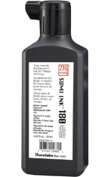 Picture of Kuretake Sumi Ink 180ml