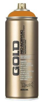 Picture of Montana  Gold Spray Paint 400ml Terra - 1250
