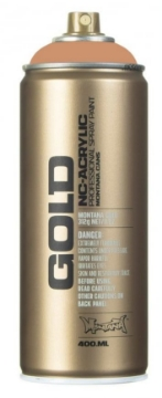 Picture of Montana  Gold Spray Paint 400ml Toffee - 1440