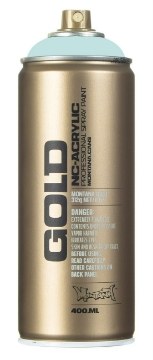 Picture of Montana  Gold Spray Paint 400ml Cool Candy - 6210