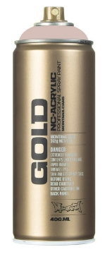 Picture of Montana  Gold Spray Paint 400ml Flesh - 8190