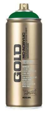 Picture of Montana  Gold Spray Paint 400ml Fern Green - 6060