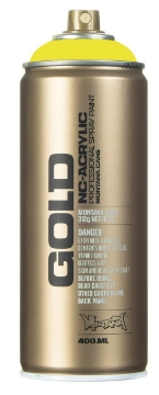 Picture of Montana  Gold Spray Paint 400ml Poison Pastel - CL6300