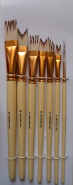 Picture of Artyshils Art Effect Brush Set I Of 7 (Notch and Comb Asst)