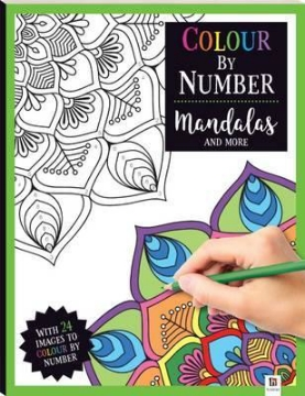 Picture of Colour By Number Mandalas and More