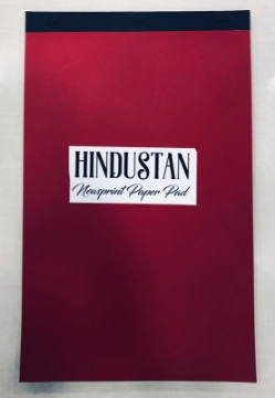 Picture of Hindustan Newsprint Paper Pad A3 - 100 Sheets
