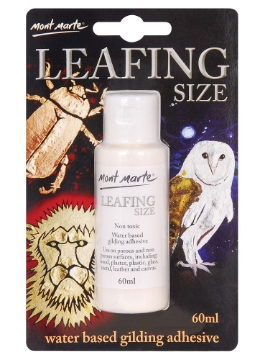 Picture of Mont Marte Leafing Size 60ml (Water Based Gilding Adhesive)