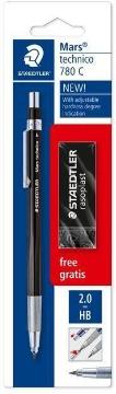 Picture of STAEDTLER Mars Technico Pencil 780C 2.0mm HB