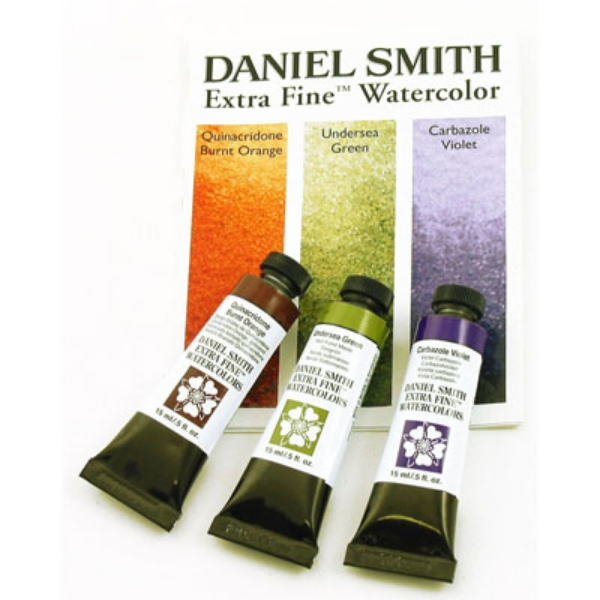 Picture of Daniel Smith Extra fine Water Colour Secondary Set of 3  - 15ml