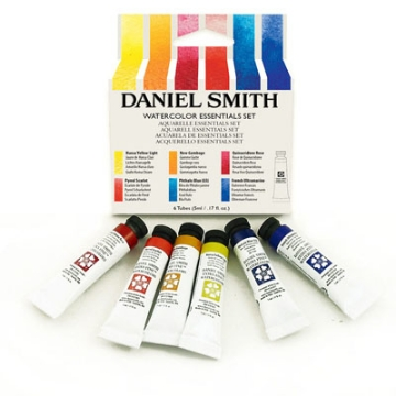 Picture of Daniel Smith Watercolour Essentials 5ml - Set of 6