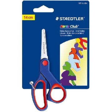Picture of Staedtler Noris Club Small Hobby Scissors