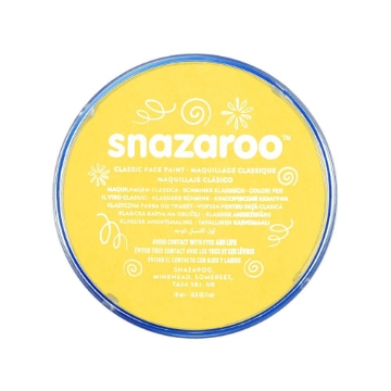 Picture of Snazaroo Bright Yellow (1118222 BL)