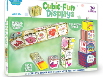 Picture of Cubic Fun Displays