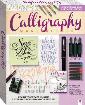 Picture of Calligraphy Masterclass Art Accessory Kit