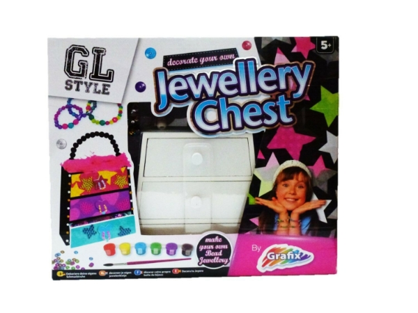 Picture of GL Style Decorate your Own Jewellery Chest Kit