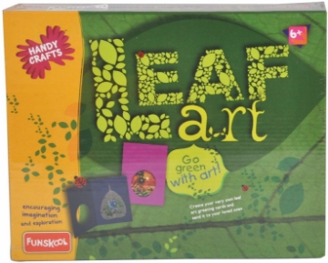 Picture of Funskool Handy Crafts Leaf Art Kit