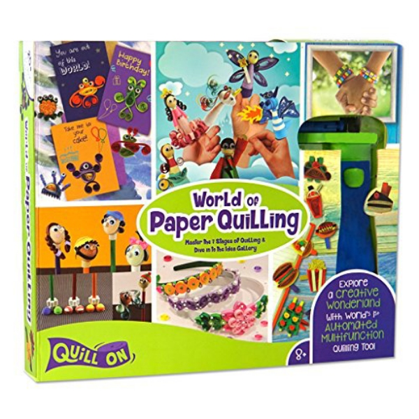 Picture of Imagi Make World of Paper Quilling Kit