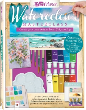 Picture of Art Maker Water Colour Masterclass