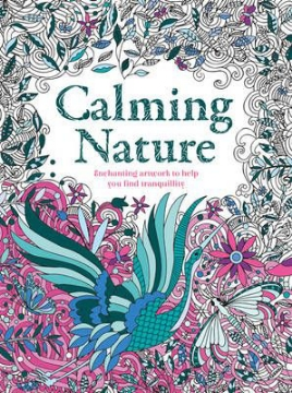 Picture of Calming Nature Colouring Book