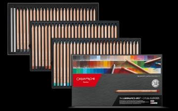 Picture of Caran Dache Luminance Colour Pencil Set of 76