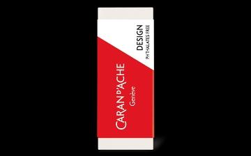 Picture of Caran Dache Graphite & Colour Pencil Eraser (Design)