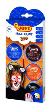 Picture of Jovi Face Paint Pack of  6 (Zoo)